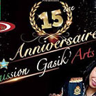 Emission Gasik'Arts avec Bodo le 09 Avril 2016