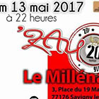 'ZAY à Paris le 13 Mais 2017