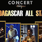 Madagascar All Stars Paris 19 Nov 2017