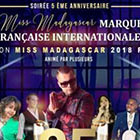 Election Miss Madagascar en France 2018