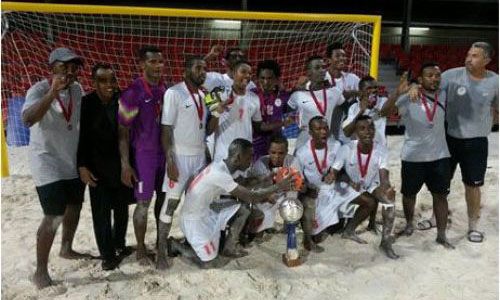 Beach Soccer: Madagascar champion d'Afrique !