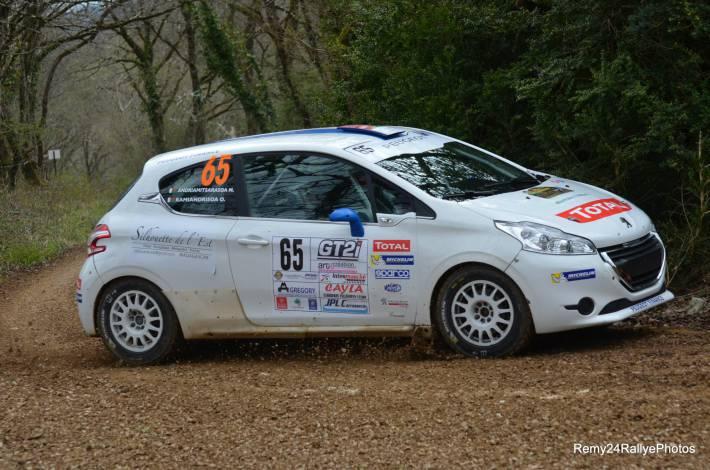 madagascar-Rallye – France : « Bilan satisfaisant pour Olivier Ramiandrisoa au Rallye Terre des Causses »
