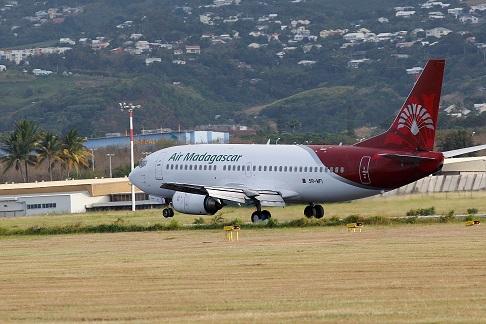 madagascar-La compagnie Air Madagascar toujours maintenue sur liste noire