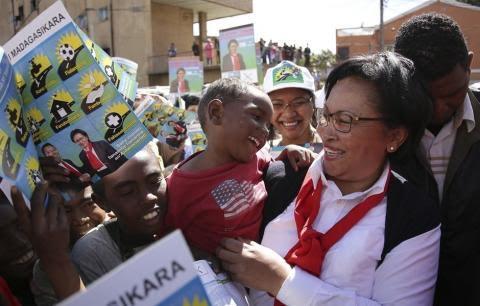 madagascar- La campagne pour les élections municipales à Madagascar prend fin jeudi