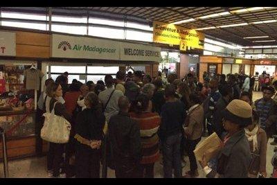 madagascar-Quelque 300 Réunionnais passagers d'Air Madagascar coincés à Tananarive
