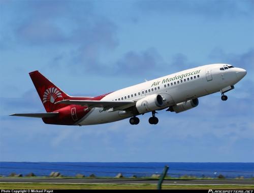 madagascar-Un nouveau Boeing 737-800 tout neuf pour Air Madagascar