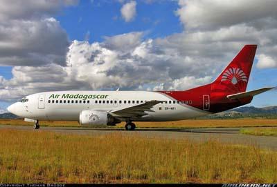 madagascar-Transport aérien – Air Madagascar se prépare pour l'open sky
