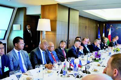 madagascar-Paris – Madagascar tente de rassurer le MEDEF