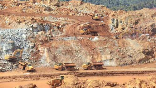madagascar-La plus grande mine du pays en difficulté financière