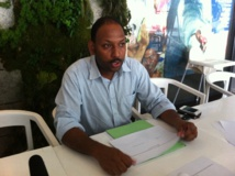 "madagascar-Thierry Robert: ""L'importation de roches de Madagascar est inacceptable"""