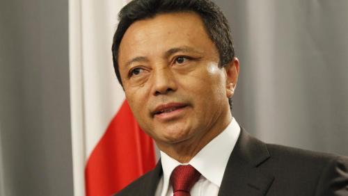 madagascar-Madagascar: Marc Ravalomanana commémore le «lundi noir» de 2009