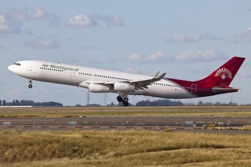 madagascar-Air Madagascar compte supprimer 400 emplois