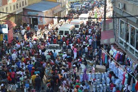madagascar-Antananarivo Ville : Tous les marchands ambulants bannis à partir du 15 mars