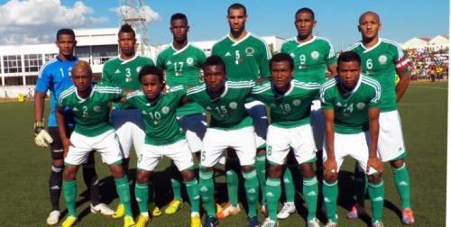 madagascar-CAN 2017: la sélection de Madagascar contre la Centrafrique