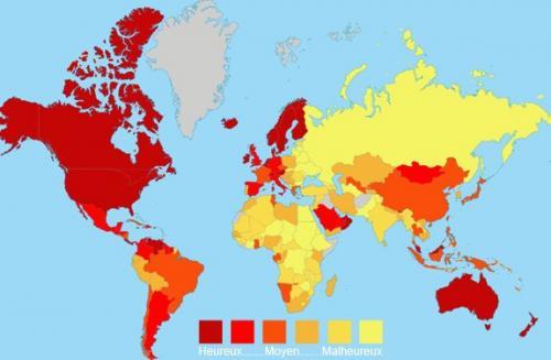 madagascar-Le Canada est le 6e pays le plus heureux du monde, selon l'ONU, Madagascar au même niveau que la Syrie
