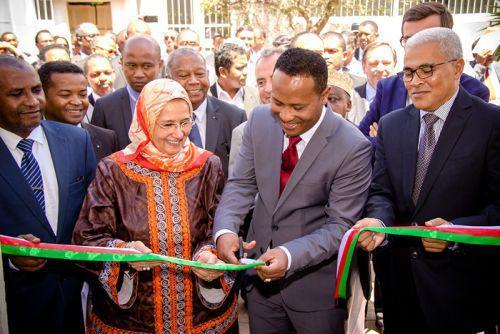madagascar-Madagascar : inauguration de MGIX et déploiement du DNSSEC pour la « Journée de l'Internet »