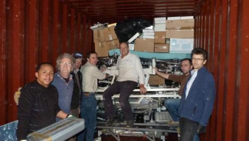 madagascar-Arras : un autre container pour Madagascar grâce à l'association AIMA