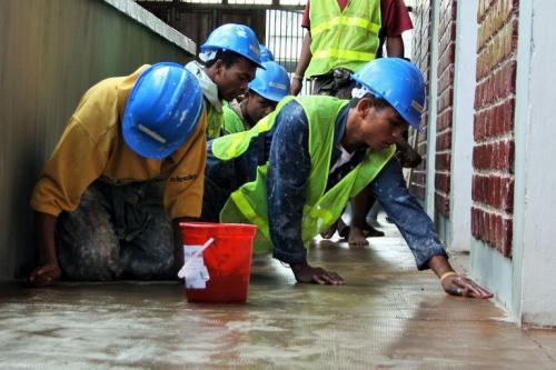 madagascar-A Madagascar, des chantiers écoles pour mieux former les jeunes