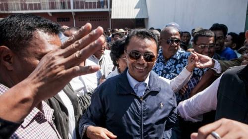 madagascar-Madagascar: Marc Ravalomanana candidat