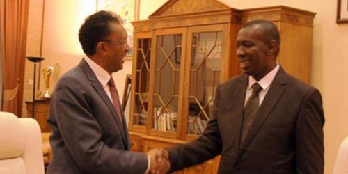 madagascar-Madagascar : qui est Olivier Mahafaly, le nouveau Premier ministre ?