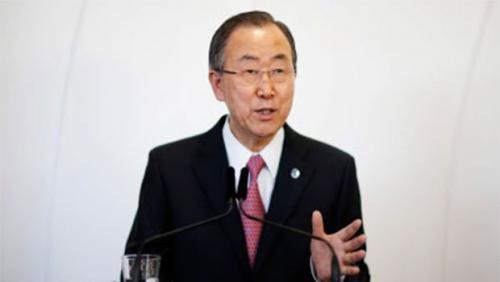 """madagascar-Visite de Ban Ki-Moon à Madagascar : """"une triomphe de la diplomatie malgache"""", selon Attalah Béatrice"""