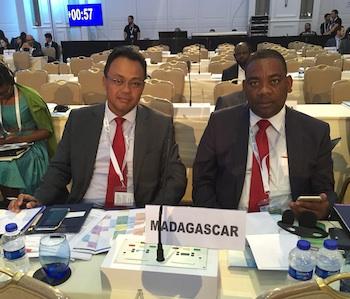 madagascar-Madagascar: à Antalya, un député appelle à la stabilité politique