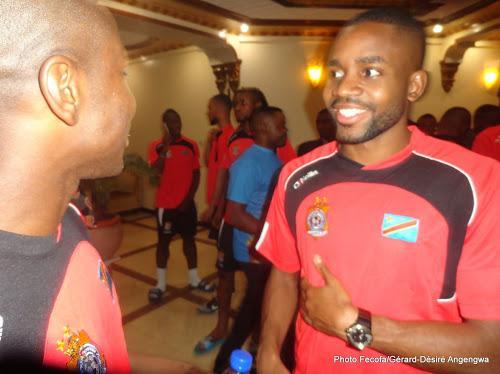madagascar-Cédric Bakambu : « On va à Madagascar pour chercher trois points »