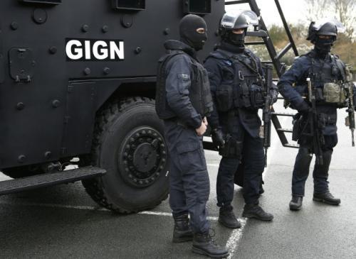 madagascar-COI: Des membres du GIGN Réunion forment leurs collègues de la zone