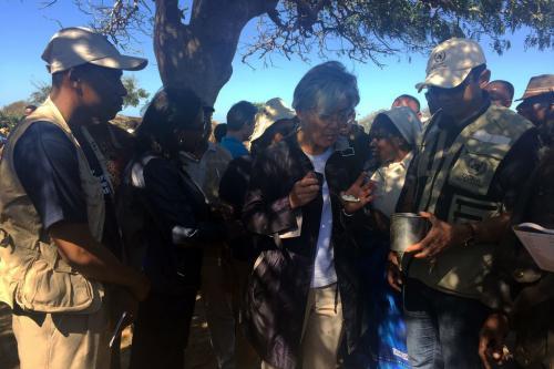 madagascar-Une responsable de l'ONU souligne la gravité de la crise humanitaire à Madagascar et au Malawi