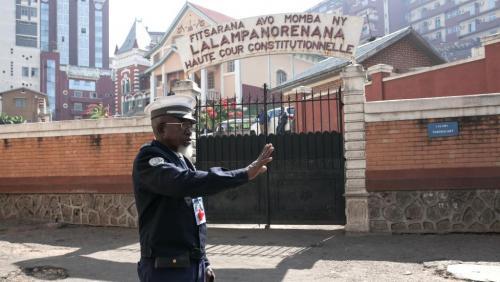 madagascar-Madagascar: des journalistes en sit-in contre le futur Code de communication