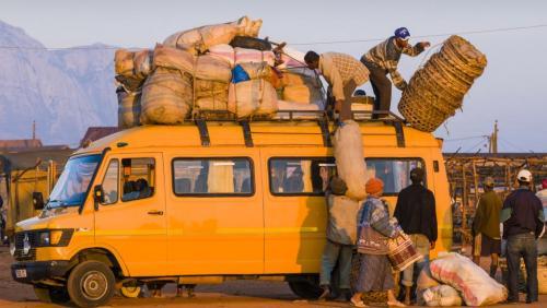 madagascar-Madagascar: les autorités cherchent à moderniser les transports en commun