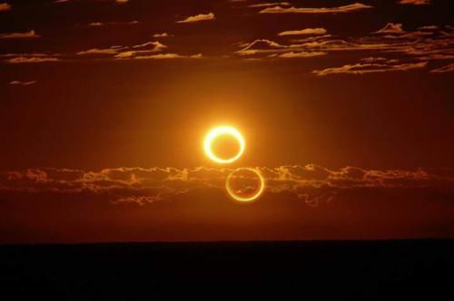 madagascar-Éclipse  du 01 sept 2016, zapping photo web