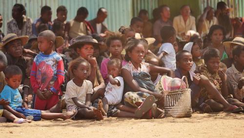 madagascar-Madagascar: le pays traverse une crise alimentaire critique