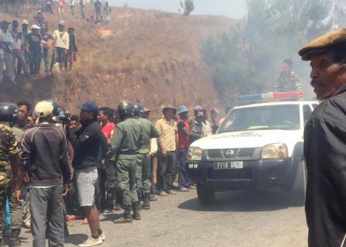 madagascar-Madagascar : Deux leaders du mouvement contre les miniers chinois inculpés