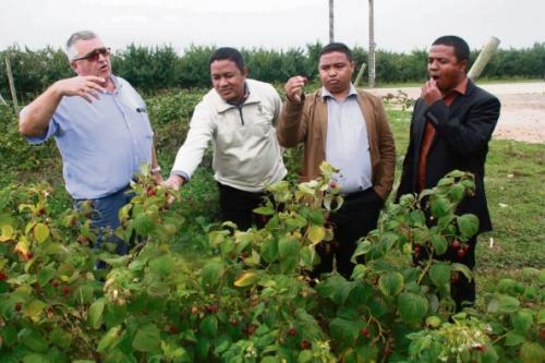 madagascar-Normandie : des Malgaches en visite pour développer leur agriculture