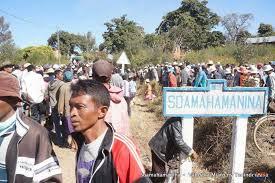madagascar-Madagascar : 10 blessés dans un nouvel affrontement entre forces de l'ordre et opposants à l'exploitation de Soamahamanina