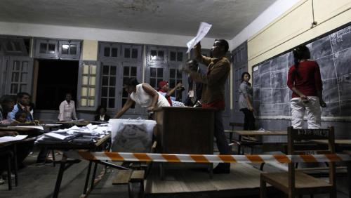 madagascar-Les partis se penchent sur un code de bonne conduite électorale