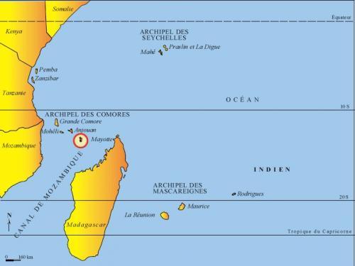 madagascar-Découverte d'un trafic d'enfants entre Madagascar et Mayotte