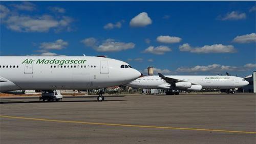 madagascar-Malaise au sein d'Air Madagascar : deux avions pris en otage