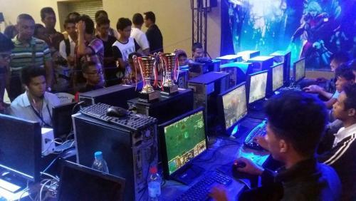 madagascar-Les jeunes créateurs de jeux vidéo au premier Tana Games Week