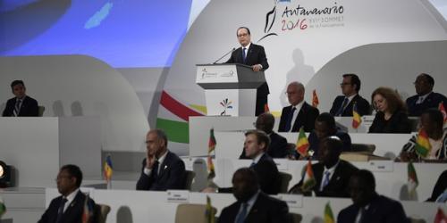 madagascar-Le 16e sommet de la Francophonie ouvre à Antanarivo à Madagascar