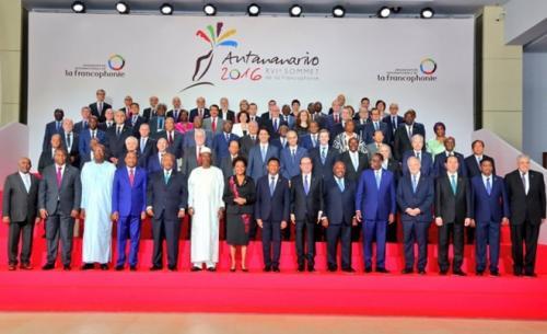 madagascar-Clôture du 16e Sommet de la Francophonie