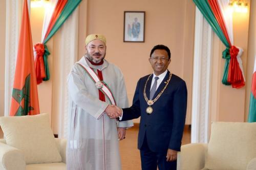 madagascar-Madagascar réaffirme son soutien au retour du Maroc à l'Union africaine