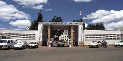 madagascar-Un nouveau bloc de chirurgie cardiaque, une avancée médicale pour Madagascar
