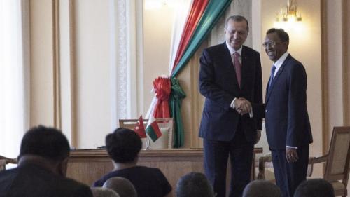 madagascar-Madagascar: Erdogan réclame la fin des activités des proches de Fethullah Gülen