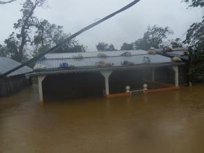 madagascar-Le cauchemar des sinistrés après le passage du cyclone Enawo