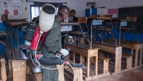 madagascar-Rentrée scolaire ce 06 novembre
