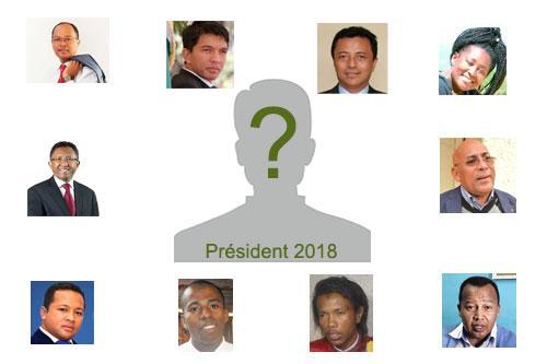 madagascar-C'est parti pour la course à la présidentielle de Madagascar