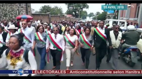 madagascar-Madagascar entre dans une nouvelle crise politique majeure.
