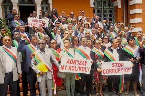madagascar-Le 21 Avril, date sous tension à Antananarivo